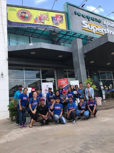 Mission trip to Cambodia